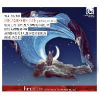 La Flûte enchantée : Extraits - CD catalogue