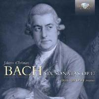 J.C. Bach: Six Sonatas Op.17