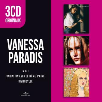 3 CD Originaux : M & J, Variations sur le même t'aime, Divinidyle