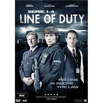 Line of duty 1-4-BOX-NL