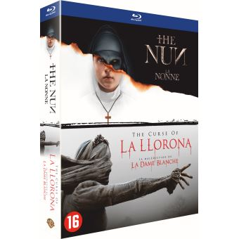 CURSE OF LA LLORONA + THE NUN-BIL-BLURAY