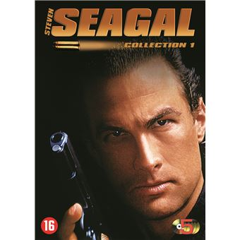 STEVEN SEAGAL 1-COLLECT-BILINGUE