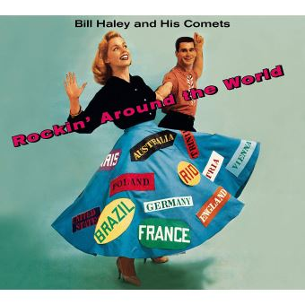 Rockin' Around the World + Haley's Juke Box - CD