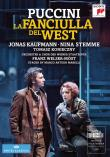 La fille du far West DVD
