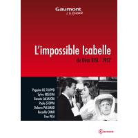 L'impossible Isabelle DVD