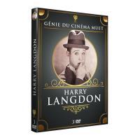 Coffret Harry Langdon 3 films DVD