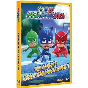 Les PyjamasquesLes Pyjamasques Saison 1 Volume 2 DVD
