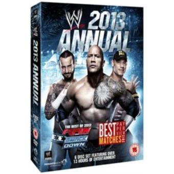 WWE 2013 Annual DVD