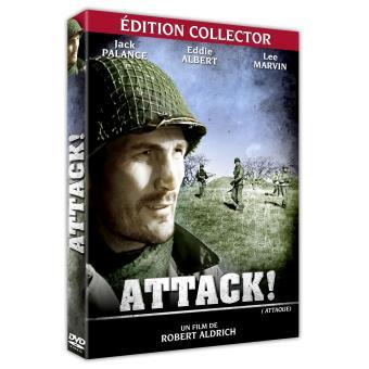 Attack DVD