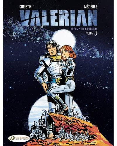 Valerian The complete collection - volume 1