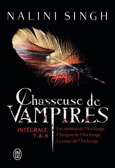 Chasseuse de vampires, 7-8-9