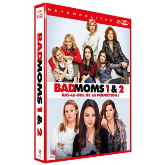 Bad MomsCoffret Bad Moms 1 et 2 DVD