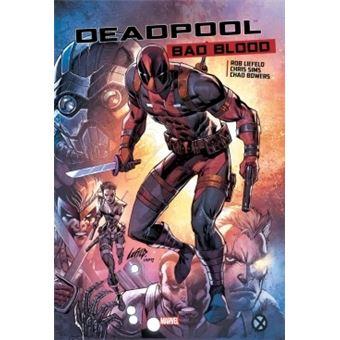 DeadpoolDeadpool Bad blood