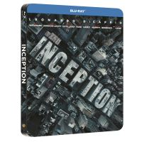Inception Steelbook 2020 Blu-ray