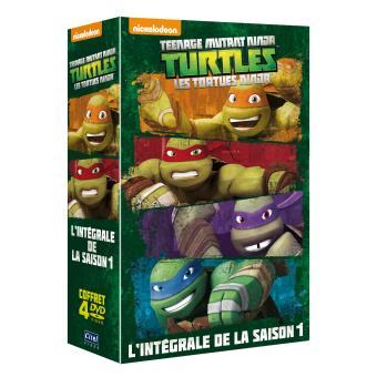 Les Tortues NinjaTeenage Mutant Ninja Turtles - Seizoen 1