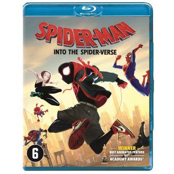 SPIDER-MAN: INTO THE SPIDER-VERSE-BIL-BLURAY