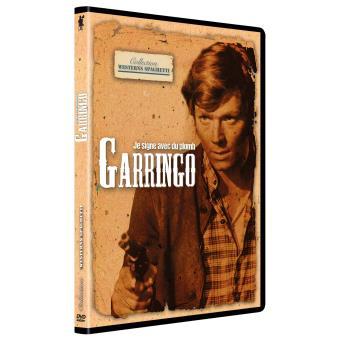 Je signe avec du plomb Garringo DVD