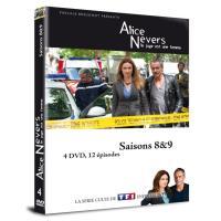 Alice Nevers : le juge est une femme Saisons 8 et 9 Coffret DVD