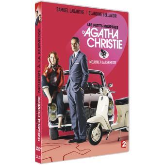 Les petits meurtres d'Agatha ChristieMeurtre à la kermesse DVD