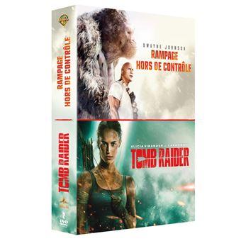Lara Croft : Tomb RaiderCoffret Rampage Tomb Raider DVD