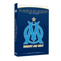 OM, le match de légende : OM / AC Milan Edition du 20ème Anniversaire DVD