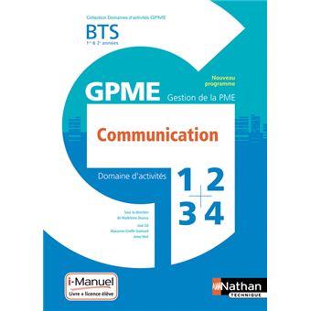 Communication Bts Gestion De La Pme 1 232 Re 2 232 Me Ann 233 Es