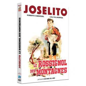 Joselito Le rossignol des montagnes DVD