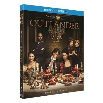 OutlanderOutlander Saison 2 Blu-ray