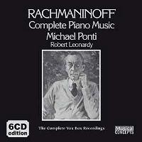 Rachmaninov Piano Music