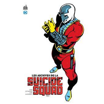 Suicide SquadLes archives de la Suicide Squad