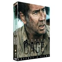 Coffret Nicolas Cage DVD