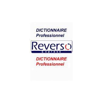 dictionnaire reverso anglais francais