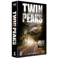 TWIN PEAKS-COFFRET INTEGR-12 DVD-VF