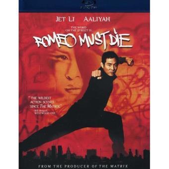 Romeo Must Die Blu-ray