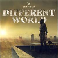 Different World Inclus un livret de 8 pages