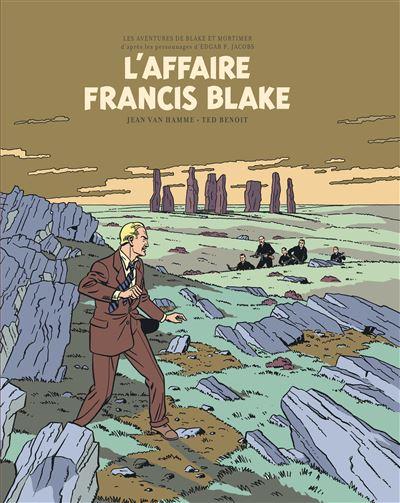 Blake & Mortimer - L'Affaire Francis Blake (bibliophile)