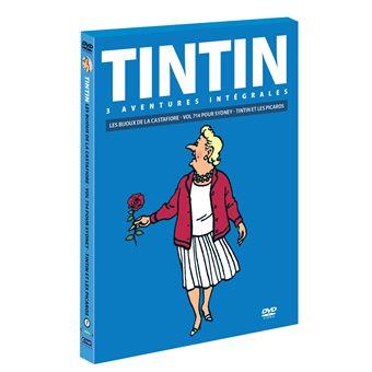 TintinTINTIN 3 VOL 7-VF