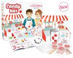 SCCO Coffret Candy bar Scrapcooking 3804