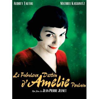Le fabuleux destin d'Amélie Poulain DVD