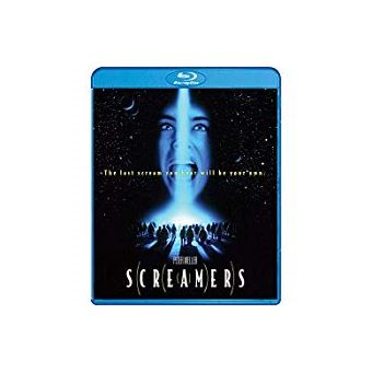 ScreamersScreamers Blu-ray