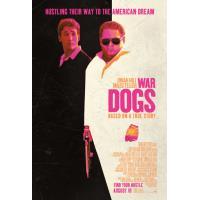 War Dogs Blu-ray