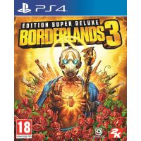 Borderlands 3 Edition Super Deluxe PS4
