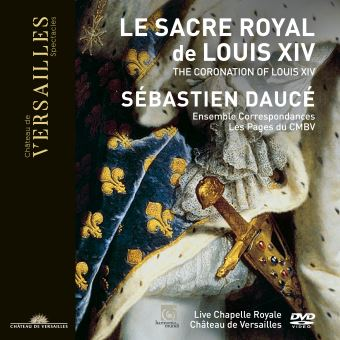 SACRE ROYAL DE LOUIS XIV