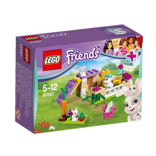 LEGO® Friends 41087 Les Bébés Lapins et Leur Maman