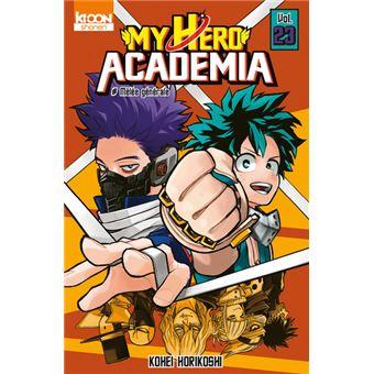 My Hero Academia - Livre 23