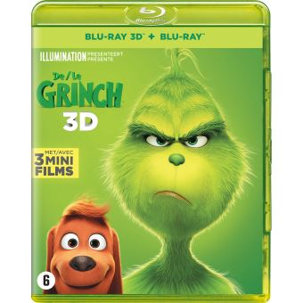 GRINCH THE (D/F) [3D/BD]