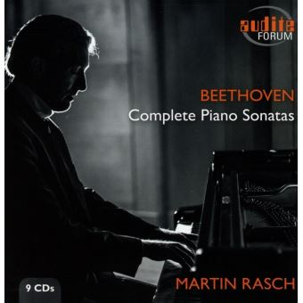 Integrale des sonates pour piano