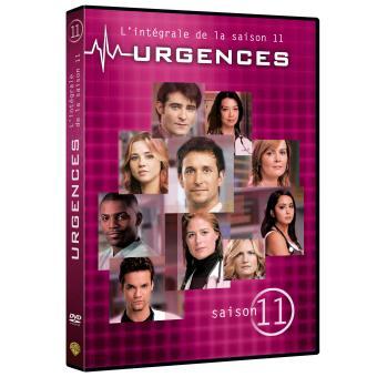 UrgencesUrgences Coffret intégral de la Saison 11 - DVD