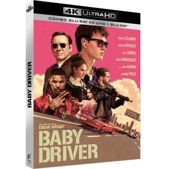 Baby Driver Blu-ray 4K Ultra HD