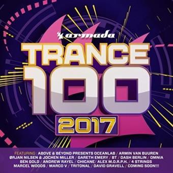 TRANCE 100/SUMMER 2017/4CD
